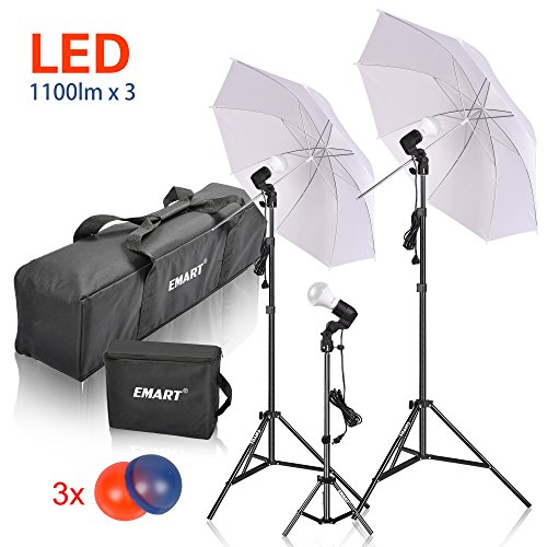 Emart Photo Video Studio Background Backdrop Support System Kit