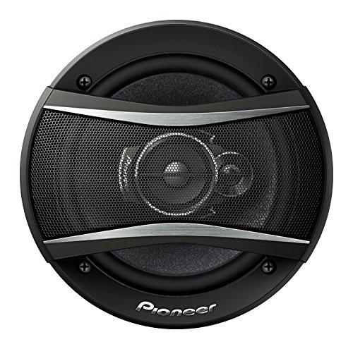4. Pioneer TS-A1676R 6.5 Inch 3 Way Speaker
