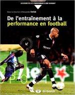 De l'entraînement à la performance en football