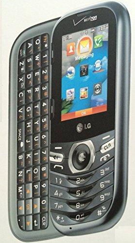 LG Cosmos 3 VN251S Gray Slider Phone (Verizon Wireless Prepaid)
