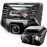 REXING S500 Pro 1080P Wide Angle Super Night View Mode Dash Cam for Cars with 32GB MicroSD Card