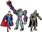 Batman v Superman: Dawn of Justice Lex Luthor Figure 3-Pack