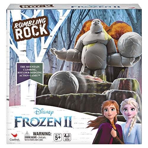Disney Frozen 2, Rumbling Rock Game for Kids & Families