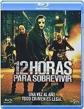 12 Horas para Sobrevivir (The Purge: Anarchy BD) [Blu-ray]