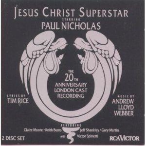 Jesus Christ Superstar (20th Anniversary London Cast Recording (1992))