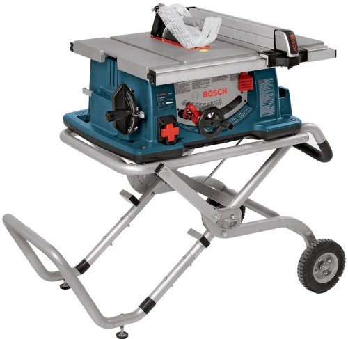 Bosch 4100-09 10-Inch Worksite Table Saw Review