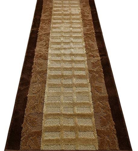 12 Foot Runner Rugs | Hallway Carpet Runners Sold By The Foot | Rug Depot | Hall | Woven Rug | Wool Rug | Fleur De Lis