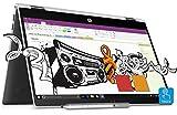 HP Pavilion x360 14-cd0077TU Laptop(8th Gen i3-8130U/4GB DDR4/1TB+8GB SSHD/Intel UHD Graphics/Win 10/HP Pen/MS Office H&S 2016) Natural Silver