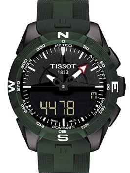 Tissot T Touch Expert Solar II Mens Analog-Digital Watch T110.420.47.051.00