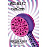 New - Curlipops Diffuser Dryer Helen Of Troy