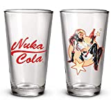 Fallout Nuka Cola 2-Pack Pint Glass Set