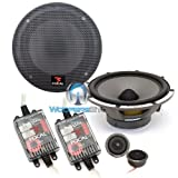 P165 V15 - Focal 6.5' 140 Watts 2-Way Component Speakers System