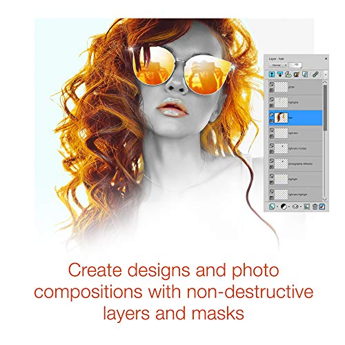 Corel Paintshop Pro 2020 Photo Editing And Graphic Design Software Pc Disc Old Version U Photo