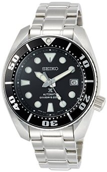 SEIKO PROSPEX Men's Watch Diver Mechanical Self-winding (with manual winding) Waterproof 200m Hard Rex SBDC031