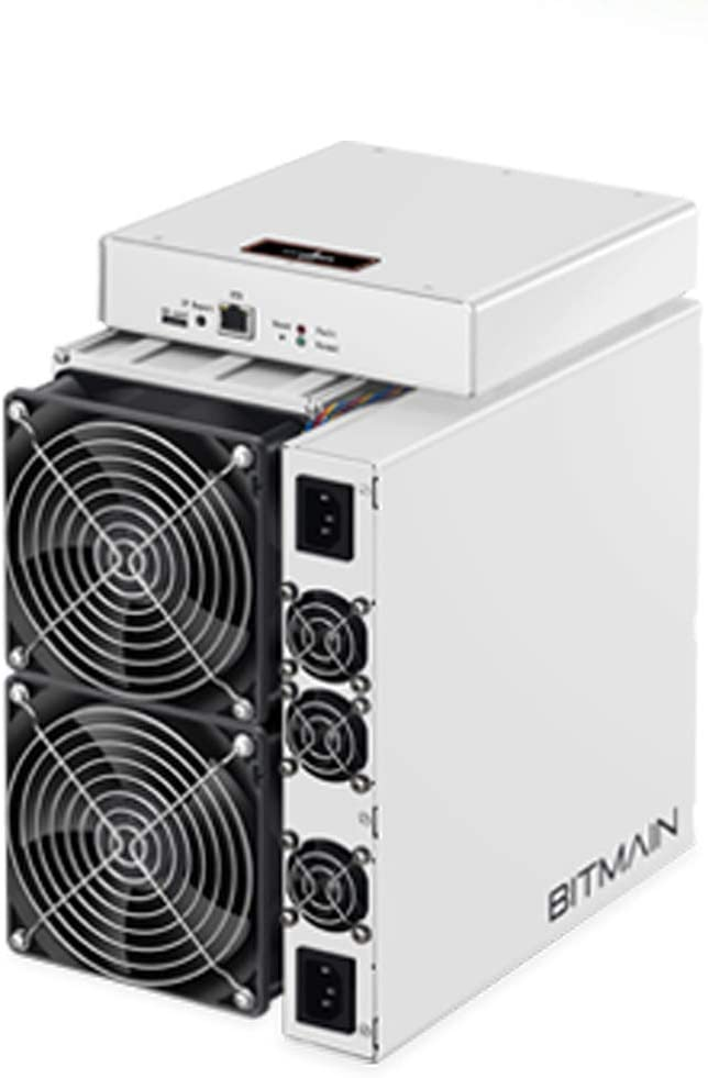 New Bitmain Antminer S17+ 70TH/S Bitcoin Mining 2800W S17+ 70th Antminer Asic Miner Bitcoin Miner Include PSU
