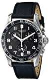 Victorinox Men's 241493 Chrono Classic Analog Display Swiss Quartz Black Watch