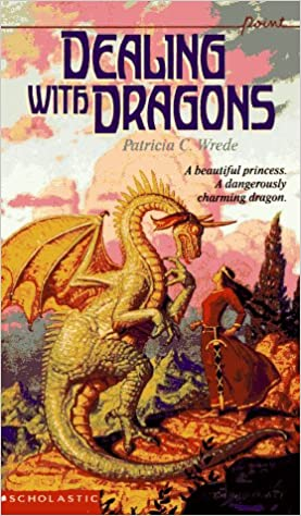 Dealing With Dragons (Enchanted Forest Chronicles): Patricia C. Wrede: 9780807276341: Amazon.com: Books