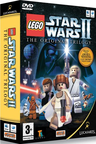 Amazoncom Lego Star Wars Ii The Original Trilogy Pc