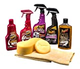 Meguiar's G55012 Classic Wash & Wax Kit