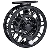 KastKing Kobuk Fly Fishing Reel with Large Arbor,...