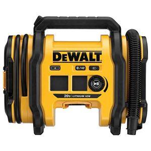 DEWALT 20V MAX Cordless Tire Inflator, Tool Only (DCC020IB) 519FxJzKJ L