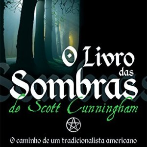Livro das Sombras de Scott Cunningham Capa comum