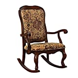 Acme Furniture 59390 Sharan Rocking Chair, Cherry