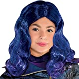 Party City Mal Wig for Girls, Descendants 3, Halloween Costume Accessories, One Size