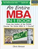 "An Entire MBA in 1 Book: From the Author of the Online Course ""An Entire MBA in 1 Course"""