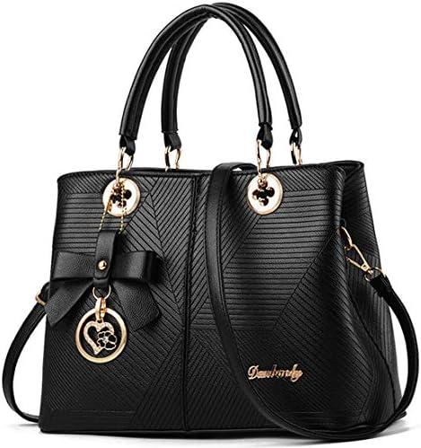 Purses and Handbags, Temfanic Womens Handbags Top Handle Satchel Shoulder Bag Ladies Fashion Designer Purses Tote Bag