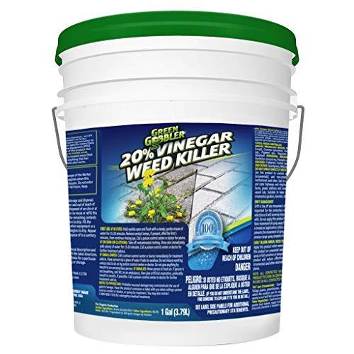 Green Gobbler 20% Horticultural Vinegar Weed Killer