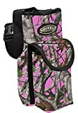 Product review for Showman PINK Real Oak Camo Insulated Cordura Nylon Water Bottle Phone Carrier Trail Riding Bag