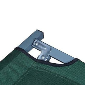 VINGLI-Folding-Camping-CotOutdoor-Portable-Camp-Bed-Sleeping-Cots-with-Carry-Bag-Green