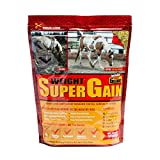 Product review for Horse Guard Super Weight Gain Equine Vitamin Mineral, Probiotic & Weight Gain Supplement, 10 lb