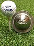 Tin Cup Not Yours
