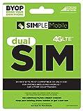 Simple Mobile, Powered by TMobile Dual Sim Kit