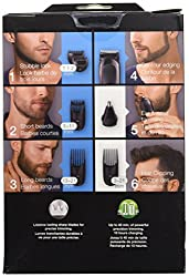 Braun MGK3020 Men's Beard Trimmer for Hair/Hair Clippers/Head Trimming, Grooming Kit, 6-in1 Precision Trimmer, 13 Length Settings for Ultimate Precision  Image 1