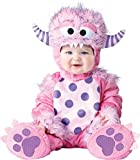InCharacter Baby Girls' Lil' Monster Costume, Pink, X-Small