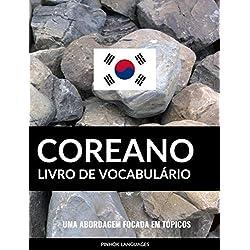 Livro de Vocabulário Coreano: Uma Abordagem Focada Em Tópicos