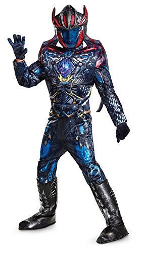 Megazord Power Rangers Movie Prestige Costume, Small (4-6)