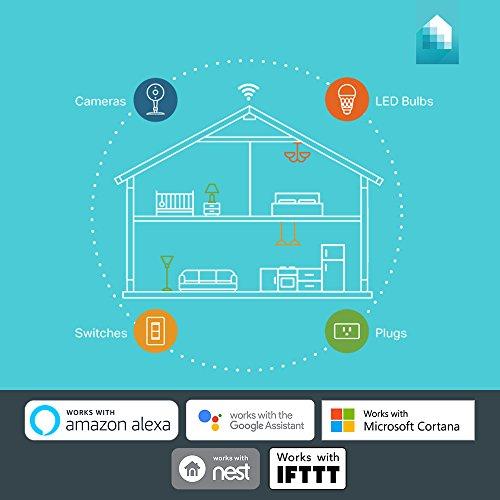 Kasa-Smart-Light-Switch-Dimmer-by-TP-Link–WiFi-Light-Switch-Neutral-Wire-Works-w-Alexa-Google-HS220