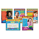 TREND enterprises, Inc. Technology (Primary) Learning Charts Combo Pack, set of 5