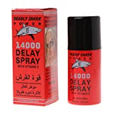 Sarora - Male Sex Delay Spray for Men Powerful Premature Ejaculation Adult Product New