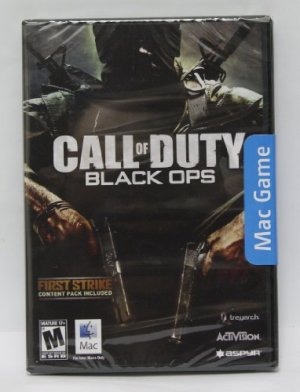 Call of Duty: Black Ops – Mac
