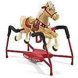 Radio Flyer Champion Interactive Horse Ride On, Tan