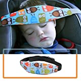 Baby Head Support for Car Seat-Car Seat Head Support for Toddler-Car Pillow-Child Car Seat Head Support-Safety Car Seat Neck Relief-Offers Protection and Safety for Kids-Baby Shower Gift