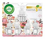 Air Wick Scented Oil Refills, Vanilla & Pink Papaya, 5 Count