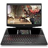 HP Omen X 2S 15-dg0019TX 2019 15.6-inch Dual Screen Gaming Laptop (9th Gen i9-9880H/16GB/2TB SSD/Windows 10/8GB NVIDIA RTX 2080 Graphics), Shadow Black