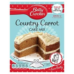Betty Crocker Country Carrot Cake Mix 425g 51ANHF ZyYL