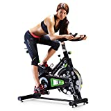 Marcy Club Revolution Bike Cycle Trainer for Cardio Exercise XJ-3220
